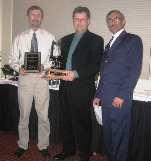 Engineer of the Year Kevin Boychuk